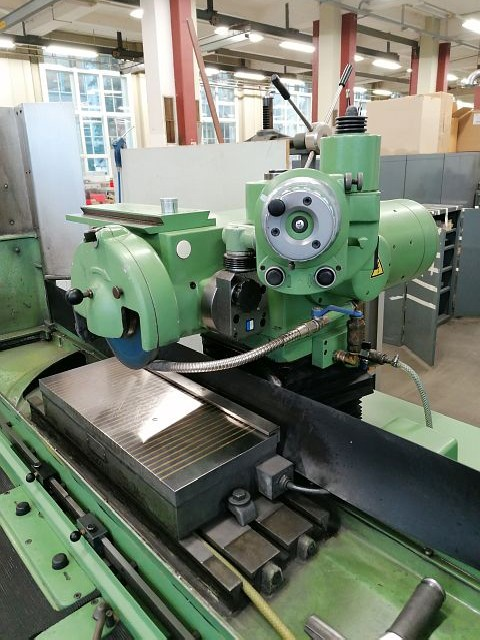Surface Grinding Machine - Horizontal JUNG HF 50 RD  photo on Industry-Pilot