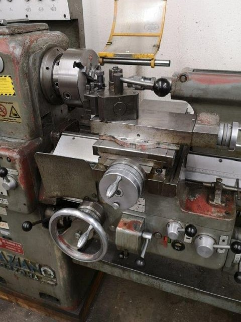 Screw-cutting lathe GRAZIANO SAG 14  photo on Industry-Pilot