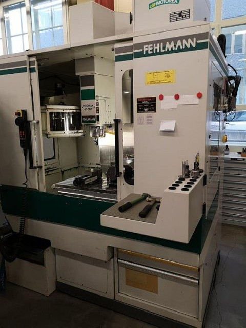 Machining Center - Vertical FEHLMANN PICOMAX 60 M  photo on Industry-Pilot