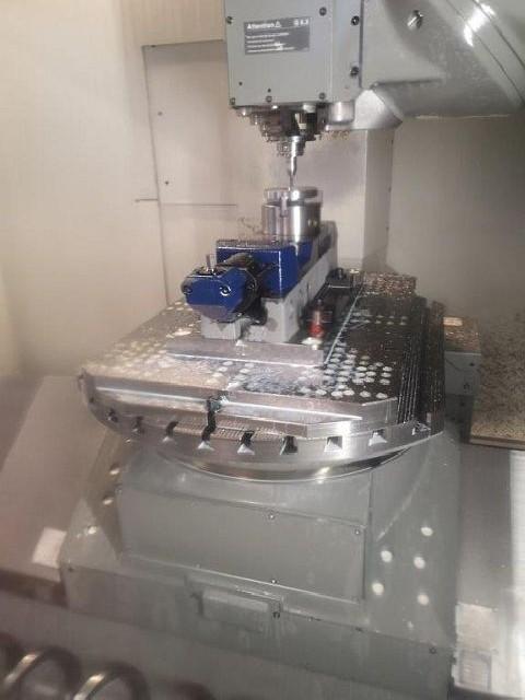 Machining Center - Universal DMG DMU 80 P  photo on Industry-Pilot