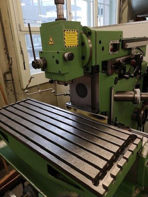 Milling Machine - Vertical ACIERA F5  photo on Industry-Pilot