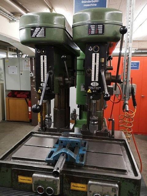 Многошпиндельный сверлильный станок ACIERA DK4  фото на Industry-Pilot