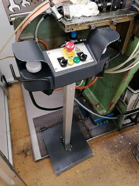 Automatic stamping machine BEUTLER PD 25  photo on Industry-Pilot