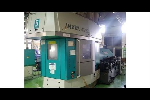 Automatic profile Lathe - Longitudinal Index - MS22 C Stangenlademagazin photo on Industry-Pilot