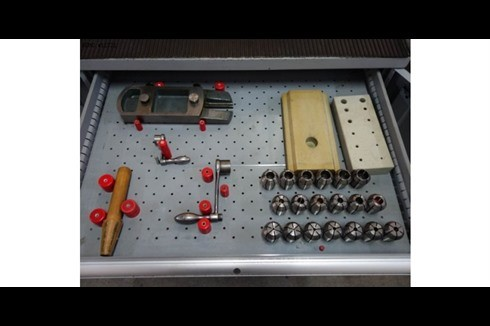 Инструментальный фрезерный станок - универс. Schaublin - 13 фото на Industry-Pilot