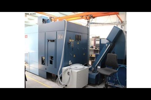 Обрабатывающий центр - вертикальный Matsuura - MX-520 фото на Industry-Pilot
