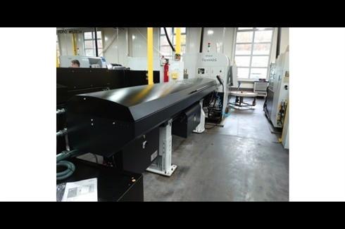 Automatic profile Lathe - Longitudinal Tornos - GT32 photo on Industry-Pilot