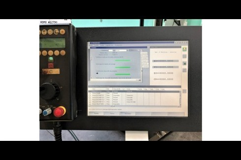 Cavity Sinking EDM Machine Agie - IMPACT 2 photo on Industry-Pilot