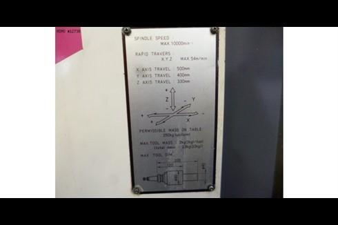 Machining Center - Vertical Fanuc - ROBODRILL ALPHA T21iD photo on Industry-Pilot