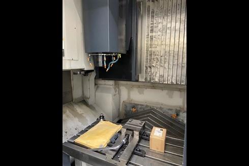 Обрабатывающий центр - вертикальный Makino - F5 фото на Industry-Pilot