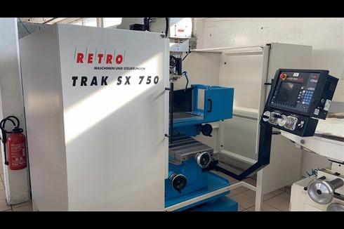 Фрезерно-расточный станок Trak - SX 750 фото на Industry-Pilot