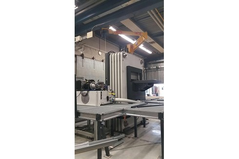 Гидравлический пресс Profi Press - Custom-made Rubberpad Forming Press фото на Industry-Pilot