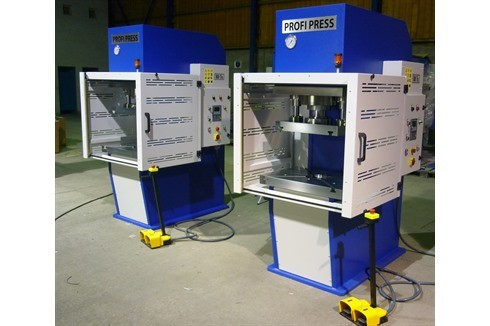 Hydraulic Press Profi Press - PPCM-80, C-frame press photo on Industry-Pilot