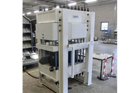 Гидравлический пресс Profi Press - 1200 ton rubber press фото на Industry-Pilot