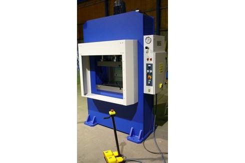 Hydraulic Press Profi Press - PPRM-100 photo on Industry-Pilot