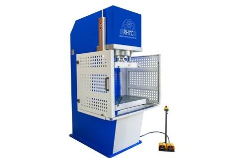 Гидравлический пресс Profi Press - PPCM-100, C-frame press фото на Industry-Pilot