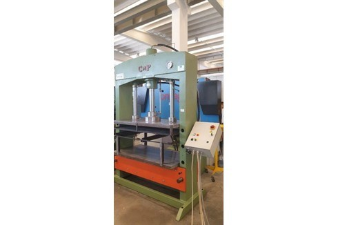 Hydraulic Press CMP - E 24 TON100 photo on Industry-Pilot