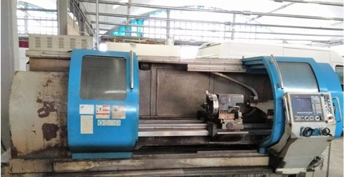 CNC Turning Machine Pramac - CHALLENGER 550 photo on Industry-Pilot