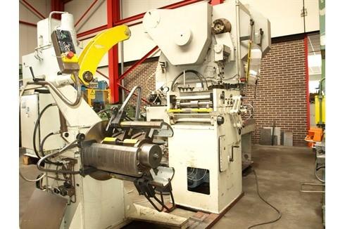 Эксцентриковый пресс - одностоечный WMW Zeulenroda - PED 100.4 фото на Industry-Pilot