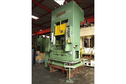 Double Column Drawing Press - Mechanical Dunkes - HDZ 250 - 100 photo on Industry-Pilot