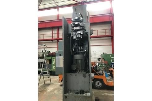 Single column Drawing Press - Hydraulic WMW Zeulenroda - PYE 250 S1M photo on Industry-Pilot