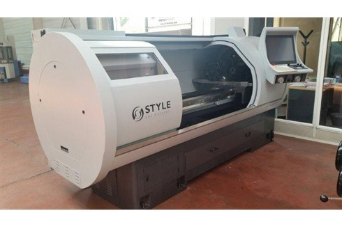 CNC Turning Machine Style - STYLE 510 photo on Industry-Pilot