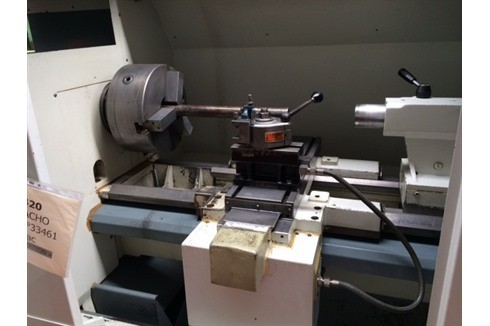CNC Turning Machine Pinacho - S94C/260 photo on Industry-Pilot