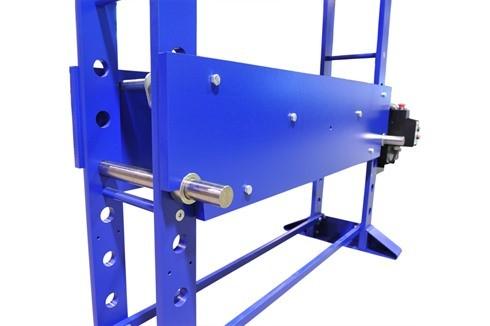 Tryout Press - hydraulic Profi Press - 200 ton M/H-M/C-2 photo on Industry-Pilot