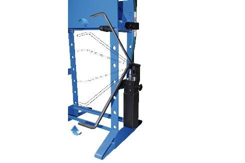 Tryout Press - hydraulic Profi Press - 50 ton HF-2 фото на Industry-Pilot