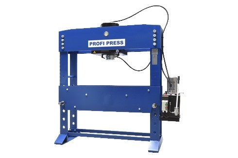 Tryout Press - hydraulic Profi Press - 160 ton M/H-M/C-2 D=1500 фото на Industry-Pilot