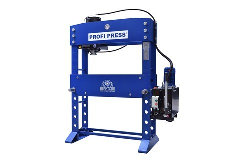 Tryout Press - hydraulic Profi Press - 100 ton M/H-M/C-2 фото на Industry-Pilot
