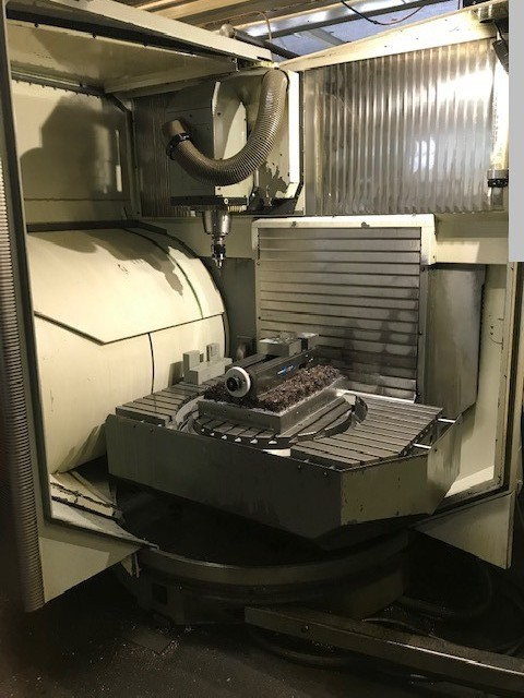 Machining Center - Universal DECKEL- MAHO DMU 80T photo on Industry-Pilot