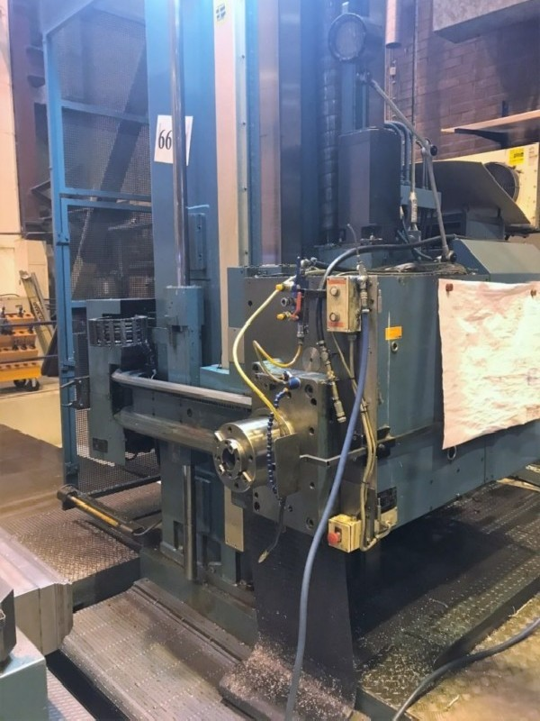 Floor-type horizontal boring machine WOTAN Rapid photo on Industry-Pilot