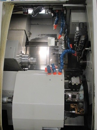 Automatic profile Lathe - Longitudinal CITIZEN M32-V, mit Y-Achse photo on Industry-Pilot