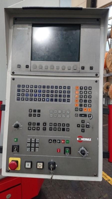 Machining Center - Vertical HERMLE U 630 T photo on Industry-Pilot
