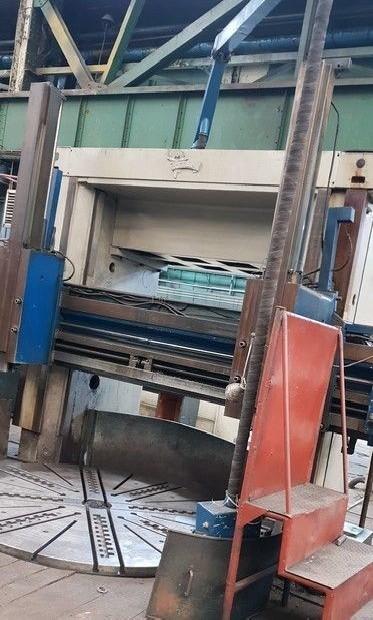 Карусельно-токарный станок - двухстоечный TITAN SC 27 фото на Industry-Pilot