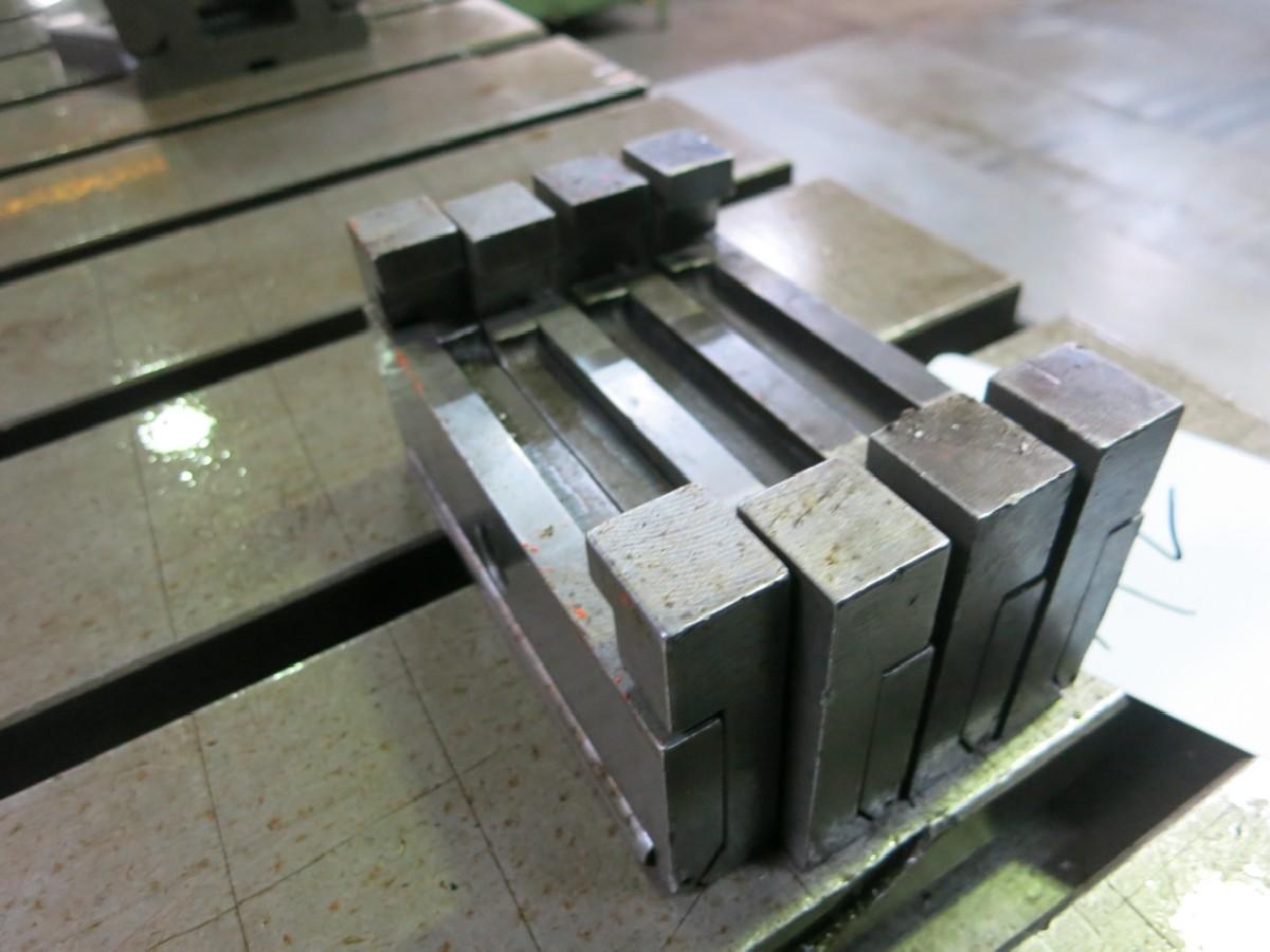 Зажимное устройство  Backen fuer Schraubstock фото на Industry-Pilot