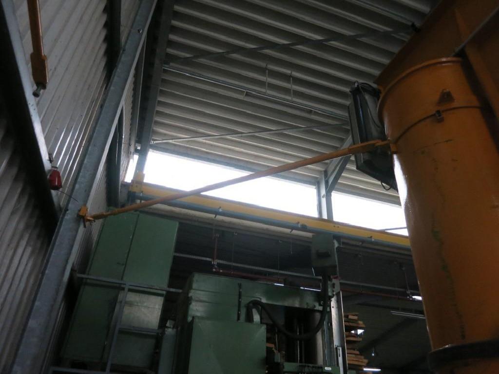 Pillar jib crane STAHL  photo on Industry-Pilot