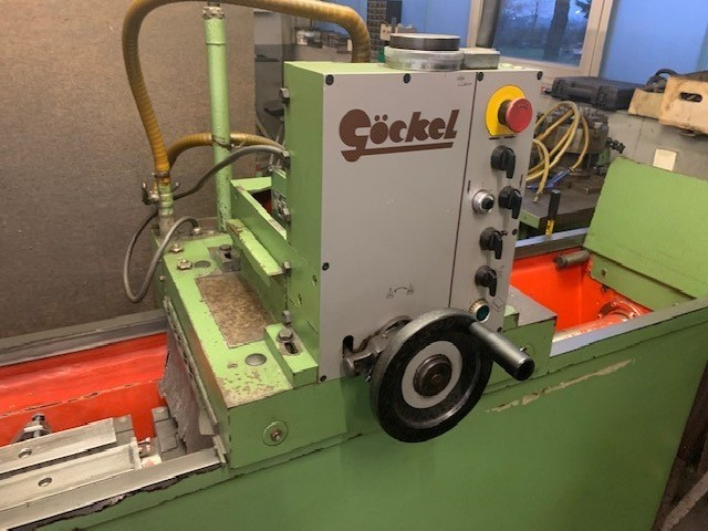 Knife grinding machine GÖCKEL G40EL photo on Industry-Pilot