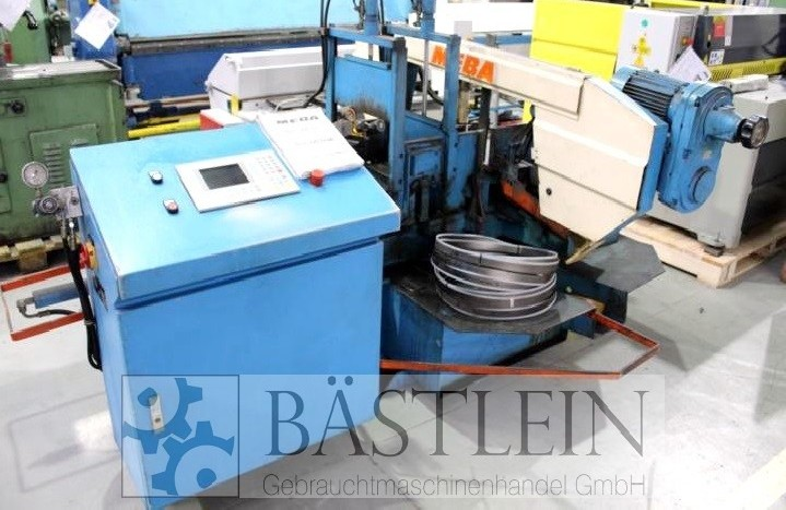 Bandsaw metal working machine - Automatic MEBA ECO 320 DGA photo on Industry-Pilot