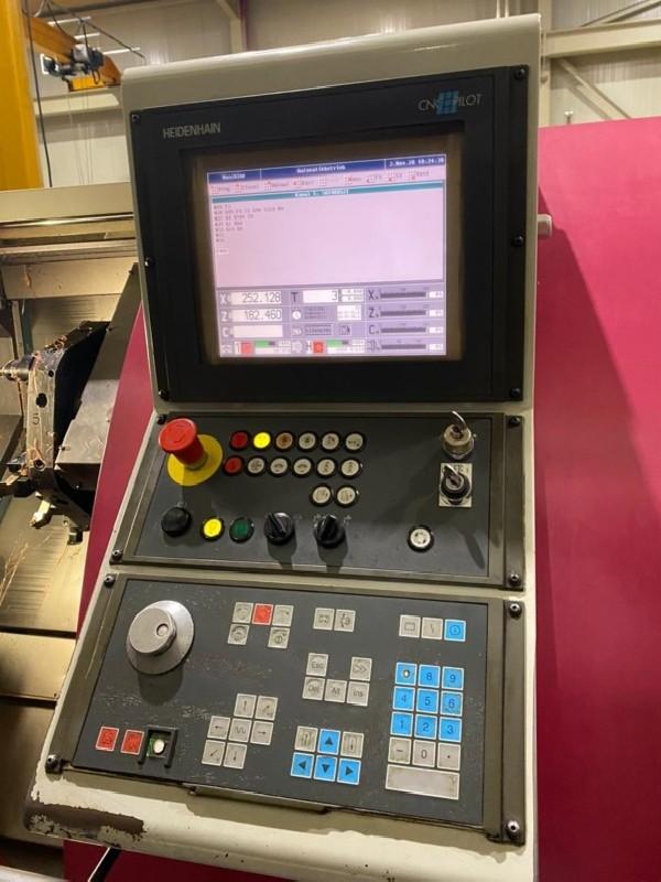 CNC Turning Machine GILDEMEISTER CTX 400 serie 2 photo on Industry-Pilot