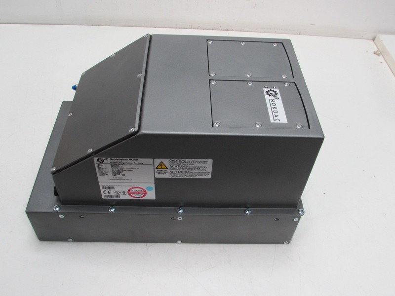 Frequency converter  Nordac 750E SK 750E-152-340-A 400V 30A 15kW SK750E-152-340-A UNUSED OVP  photo on Industry-Pilot