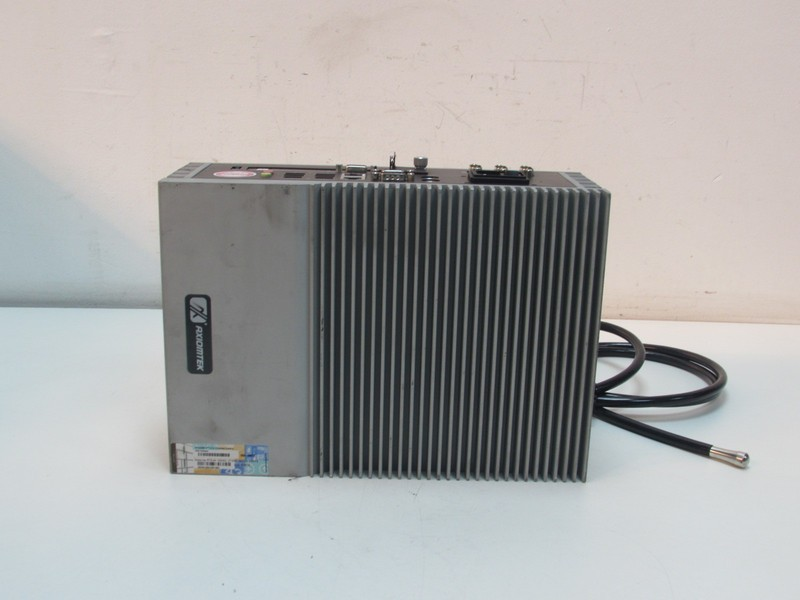 Frequency converter  Axiomtek eBOX830-831-FL IPC PANEL PC TESTED photo on Industry-Pilot