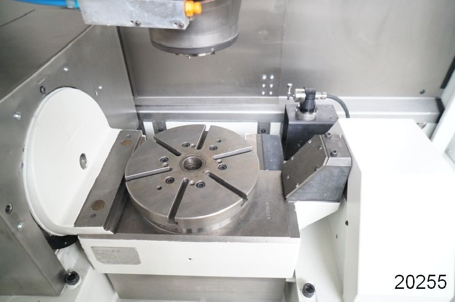 Machining Center - Universal MIKRON (5-Achsen) UCP 600 / iTNC 530 photo on Industry-Pilot