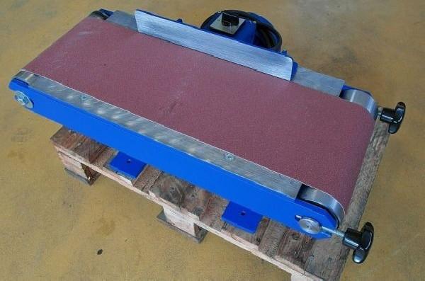 Ленточно-шлифовальный станок ACO - Bandschleifer Mod. 2 фото на Industry-Pilot
