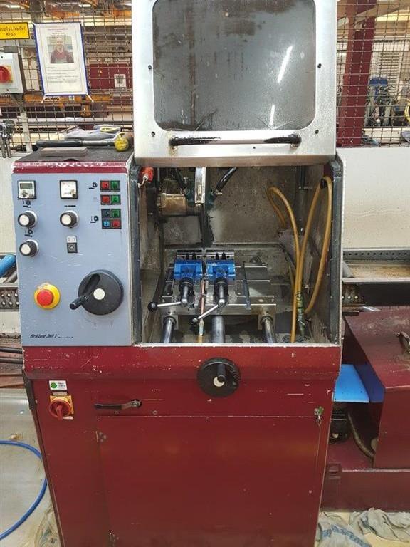 Abrasive cutoff machine ATM Hydraulik Brillant 260 E photo on Industry-Pilot