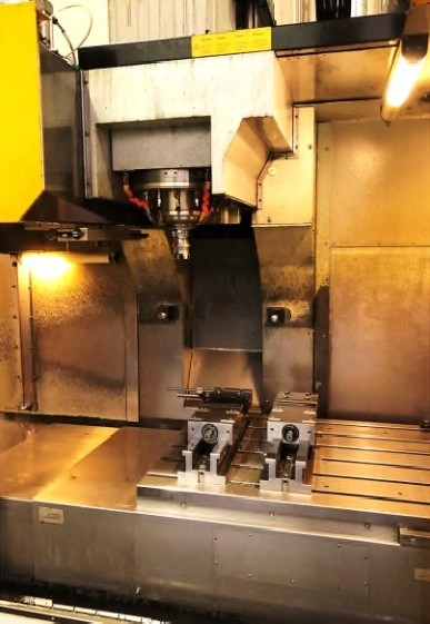 Machining Center - Vertical SIGMA-ITALIEN Leader 7P photo on Industry-Pilot