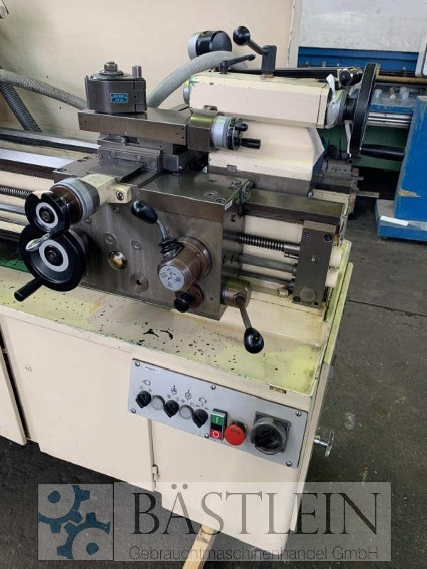 Screw-cutting lathe WEILER Condor B 81 photo on Industry-Pilot