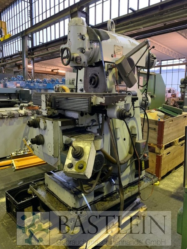 Machining Center - Universal RECKERMANN KOMBI 900 photo on Industry-Pilot