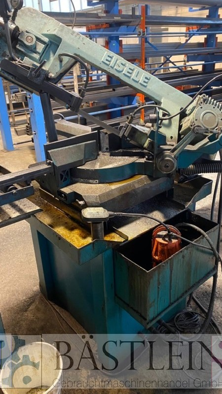Bandsaw metal working machine EISELE HBT 240 photo on Industry-Pilot